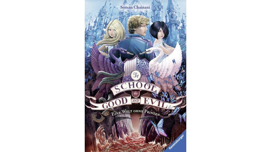 The School for Good and Evil, Band 2: Eine Welt ohne Prinzen