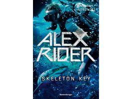 Alex Rider Band 3 Skeleton Key