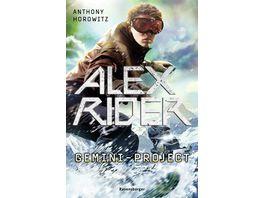 Alex Rider Band 2 Gemini Project
