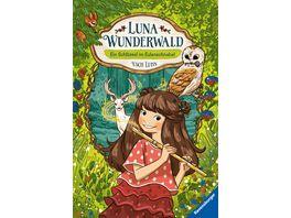 Luna Wunderwald Band 1 Ein Schluessel im Eulenschnabel