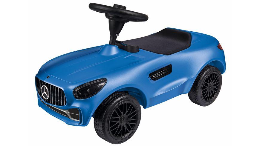 BIG - Bobby-AMG GT, blau