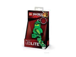 Joy Toy LEGO Ninjago Legacy Lloyd Schluesselanhaenger mit Taschenlampe