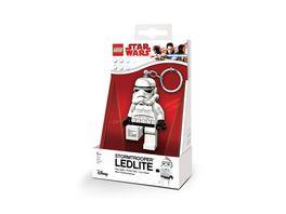 Joy Toy LEGO Star Wars Stormtrooper Schluesselanhaenger mit Taschenlampe