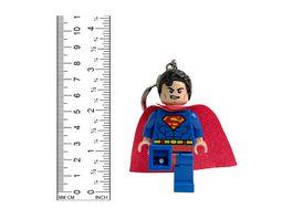 Joy Toy LEGO DC Super Heroes Superman Schluesselanhaenger mit Taschenlampe