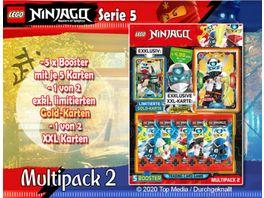 Blue Ocean Lego Ninjago Serie 5 Multi Pack Nr 2 1 Stueck sortiert