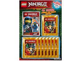 Blue Ocean Lego Ninjago Legacy Multipack mit 8 Tueten 1 Lego Minifigur 1 Stueck sortiert