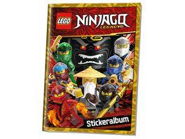 Blue Ocean Lego Ninjago Legacy Album