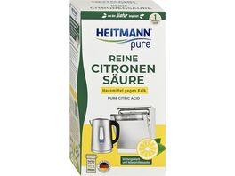 HEITMANN pure Reine Citronensaeure