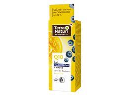 Terra Naturi Q 10 2in1 Nachtcreme Maske