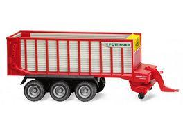 WIKING 038138 1 87 Poettinger Jumbo Combiline Ladewagen