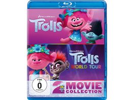 Trolls Trolls World Tour 2 BRs