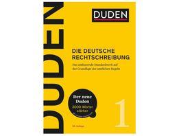 Duden Die deutsche Rechtschreibung 28 Auflage