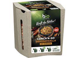 biozentrale Kraft der Natur Lunch n Go Gemuesepaella