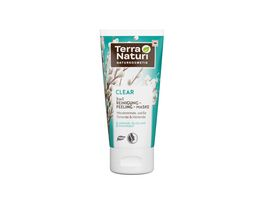 Terra Naturi Clear 3in1 Reinigung Peeling Maske