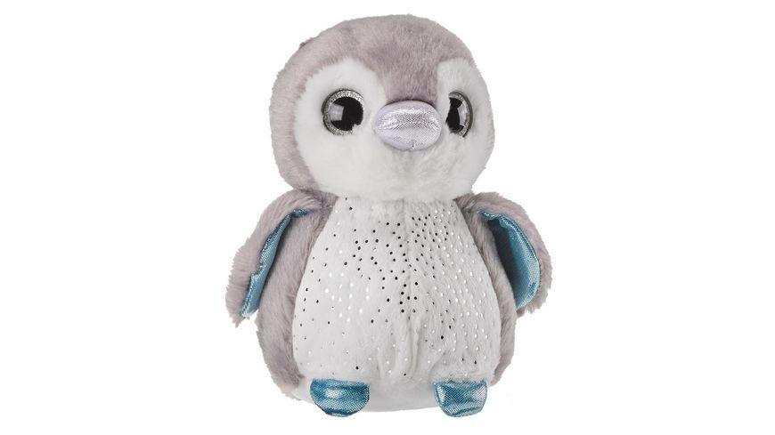 Müller - Toy Place - Sparkle Tales - Plüschtier Pinguin, 20 cm