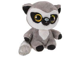 Mueller Toy Place Yoohoo Plueschtier Lemmee der Lemur 20 cm