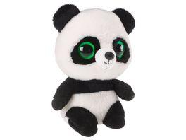 Mueller Toy Place Yoohoo Plueschtier Ring Ring der Panda 20 cm