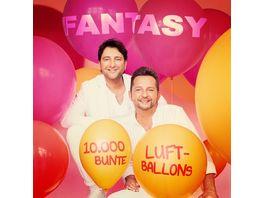 10 000 bunte Luftballons