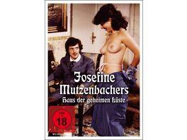 Josefine Mutzenbachers Haus der geheimen Lueste