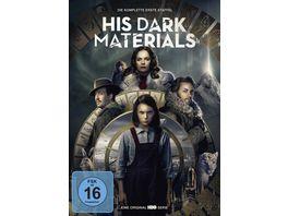 His Dark Materials Staffel 1 3 DVDs