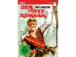 Der rote Korsar Piratenfilm Klassiker mit Starbesetzung Pidax Film Klassiker