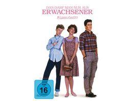 Das darf man nur als Erwachsener Sixteen Candles Extended Cut 2 Disc Limited Collector s Edition im Mediabook Blu ray DVD