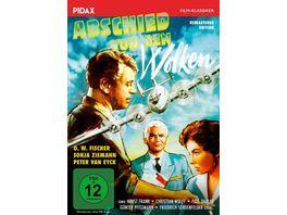 Abschied von den Wolken Spannender Abenteuer Thriller mit absoluter Starbesetzung Pidax Film Klassiker
