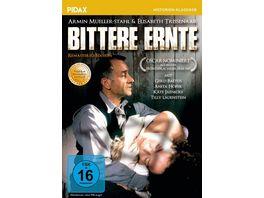 Bittere Ernte Remastered Edition Mitreissendes Filmdrama ausgezeichnet mit dem PRAeDIKAT BESONDERS WERTVOLL Pidax Historien Klassiker