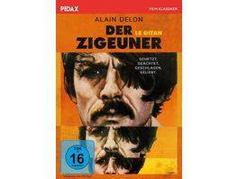 Der Zigeuner Le gitan Packender Krimiklassiker mit Starbesetzung Pidax Film Klassiker