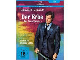 Der Erbe Der Draufgaenger Jean Paul Belmondo Filmjuwelen