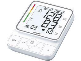 beurer easyClip Oberarm Blutdruckmessgeraet BM 51
