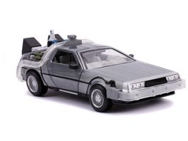 Jada Back to the Future Delorean 1 24