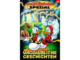 Lustiges Taschenbuch Spezial Band 93 Unglaubliche Geschichten