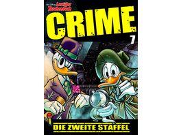 Lustiges Taschenbuch Crime 07 Die zweite Staffel