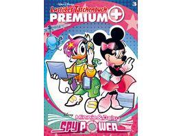 Lustiges Taschenbuch Premium Plus 03 Minnie Daisy Spypower