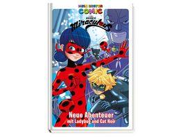 Mein erster Comic Miraculous Neue Abenteuer mit Ladybug und Cat Noir