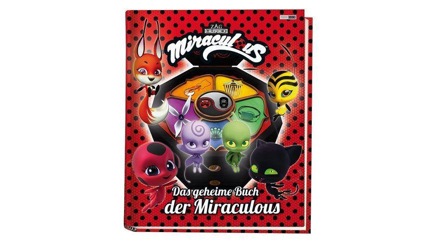 Miraculous Das geheime Buch der Miraculous