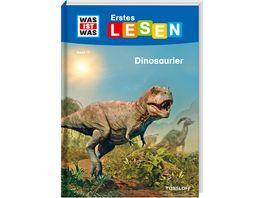 WAS IST WAS Erstes Lesen Band 13 Dinosaurier