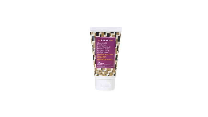 KORRES Almond Oil and Shea Butter Handcreme