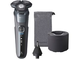 PHILIPS SHAVER Series 5000 SteelPrecision Klingen S5586 66