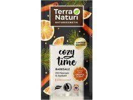 Terra Naturi Badesalz Cozy Time