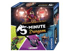 KOSMOS 5 Minute Dungeon Wahre Helden gegen die Zeit