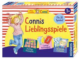KOSMOS Connis Lieblingsspiele Kinderspielesammlung