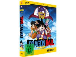 Dragonball Movies Gesamtausgabe 2 BRs