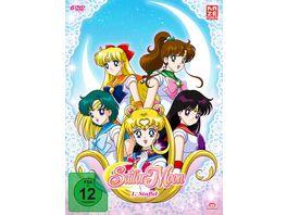 Sailor Moon Staffel 1 DVD Box Episoden 1 46 6 DVDs