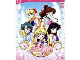Sailor Moon Staffel 1 Blu ray Box Episoden 1 46 6 Blu rays
