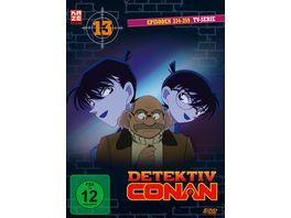 Detektiv Conan TV Serie DVD Box 13 Episoden 334 358 5 DVDs