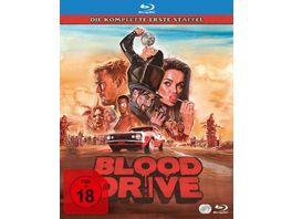 Blood Drive Die Komplette Staffel 1 2 BRs