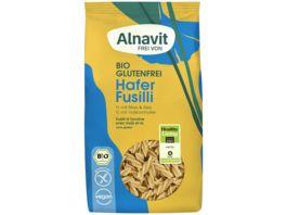 Alnavit Hafer Fusilli glutenfrei