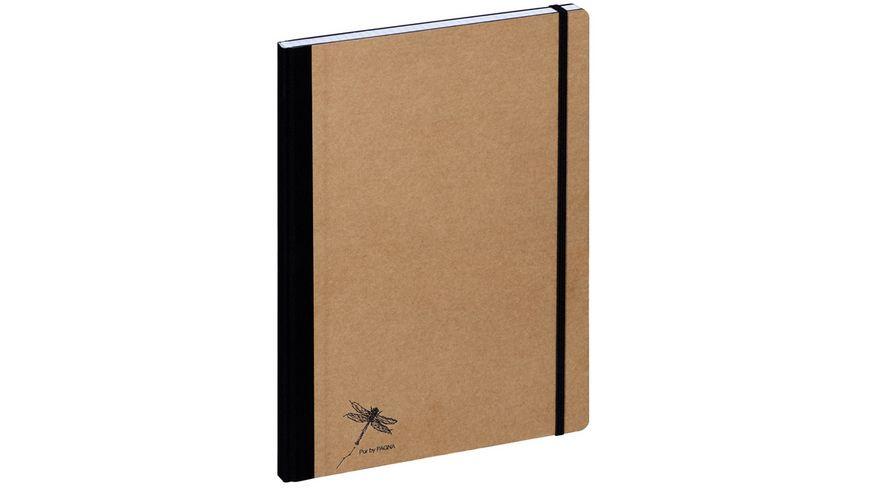 PAGNA Notizbuch A4 Pur natur